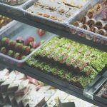 インドのお菓子屋さん