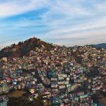 シムラ―の街並み